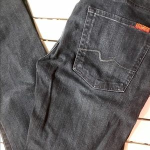 Seven for All Mankind Jean